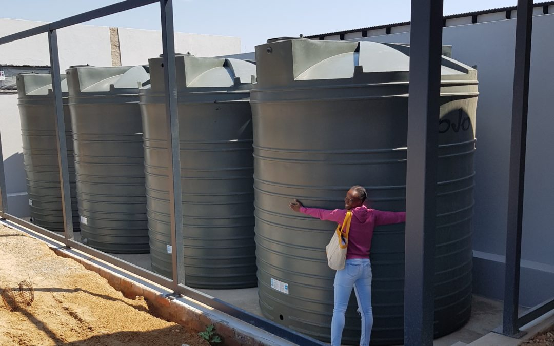 Rainwater Harvesting – The 'How to' Guide